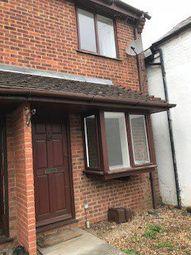 Thumbnail 1 bed terraced house to rent in Heath Close, Woburn Sands, Milton Keynes, Buckinghamshire