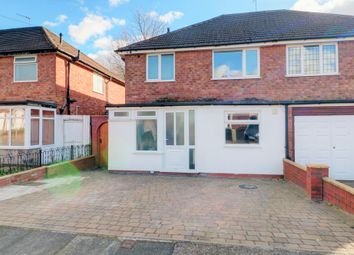 Robert Avenue, Erdington, Birmingham B23. 3 bed semi-detached house for sale