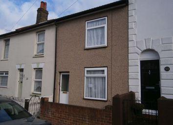 Thumbnail 2 bed terraced house for sale in Gardiner Street, Gillingham
