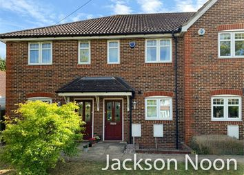 Thumbnail 2 bed terraced house for sale in Chessington Road, West Ewell, Epsom