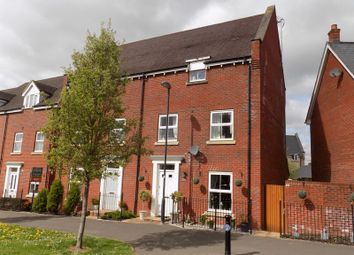 Thumbnail 4 bed semi-detached house for sale in Addinsell Road, Blunsdon, Swindon