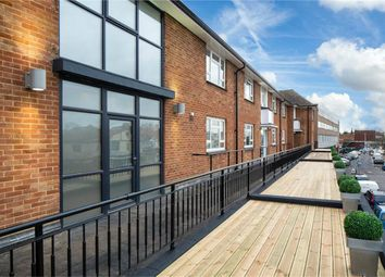 Thumbnail 2 bed flat for sale in Dencliffe, Church Road, Ashford, Surrey