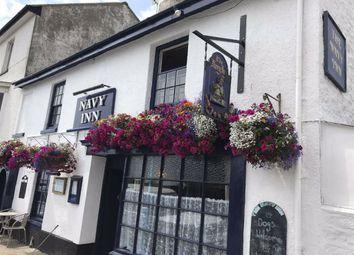 Thumbnail Pub/bar for sale in The Navy Inn, Queen Street, Penzance, Cornwall