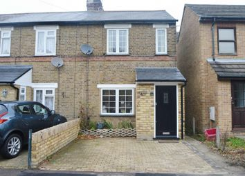 Thumbnail 2 bedroom end terrace house to rent in Wharf Road, Brentwood