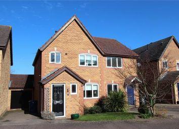 Thumbnail 3 bedroom semi-detached house for sale in Wheat Croft, Linton, Cambridge