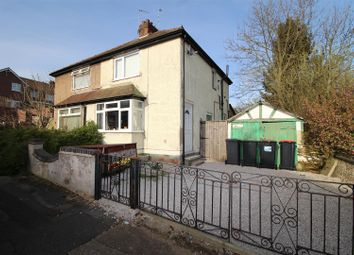 Thumbnail 2 bed semi-detached house for sale in Marton Road, Beeston, Nottingham