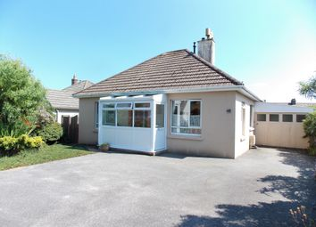 Thumbnail 2 bed detached bungalow for sale in Margaret Avenue, St. Austell