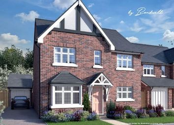 Thumbnail 4 bed detached house for sale in Porterwood, Shipley Park Gardens, Marlpool, Derbyshire