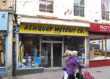Thumbnail Retail premises for sale in 5A, Bank Street, Newquay, Cornwall
