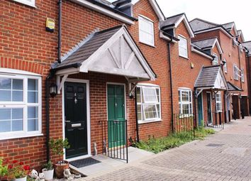 1 bed terraced house to rent in Priory Mews, Chertsey, Surrey KT16