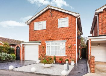 Thumbnail 4 bed detached house for sale in Winterswyk Avenue, Canvey Island