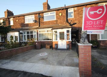 3 bed terraced house to rent in Thames Road, Sutton Leach, St. Helens WA9