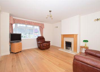 Thumbnail 2 bed semi-detached bungalow for sale in Mierscourt Close, Rainham, Gillingham, Kent