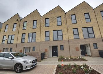 Thumbnail 3 bed town house to rent in Sandpiper Drive, Harrow, London