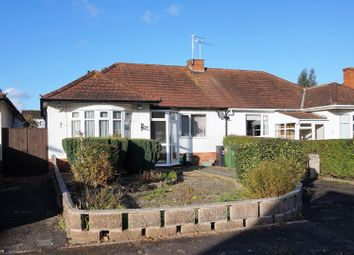 Thumbnail 3 bed semi-detached bungalow for sale in Elms Close, Taunton