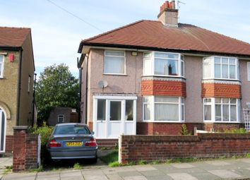 Thumbnail 3 bed semi-detached house for sale in Douglas Drive, Moreton, Wirral
