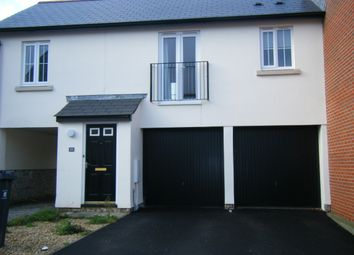 Thumbnail 2 bed flat to rent in Flax Meadow Lane, Axminster