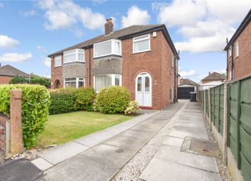 Thumbnail 3 bed semi-detached house for sale in Brook Drive, Whitefield, Manchester