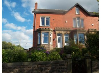 Thumbnail 5 bed semi-detached house for sale in White Road, Blackburn