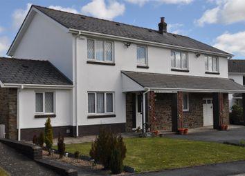 Thumbnail 5 bed detached house for sale in Clos Afallon, Gwaun Cae Gurwen, Ammanford