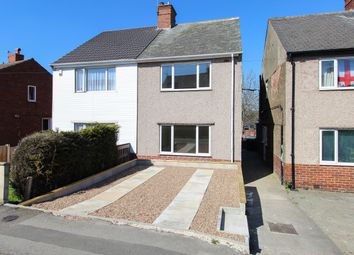 Thumbnail 2 bed semi-detached house for sale in George Street, Brimington, Chesterfield