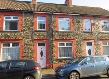 Thumbnail 3 bedroom terraced house for sale in Hurford Street, Maesycoed, Pontypridd