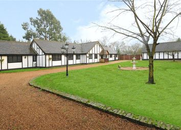 Thumbnail 6 bed detached house for sale in Black Lake Close, Egham, Surrey