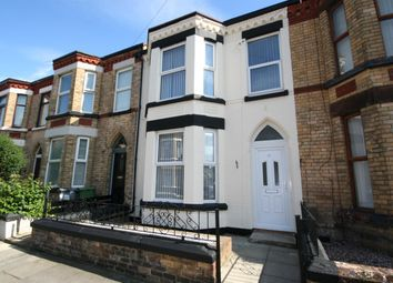 Thumbnail 3 bed terraced house for sale in Lucerne Road, Wallasey
