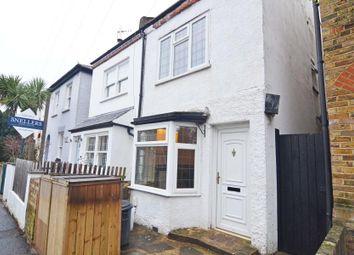 Thumbnail 3 bedroom cottage to rent in Railway Road, Teddington