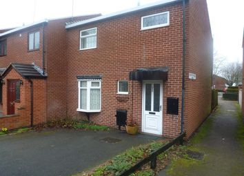 Thumbnail 3 bed semi-detached house to rent in Sinfin Avenue, Shelton Lock, Derby