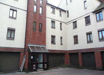Thumbnail 1 bed flat to rent in Water Lane, St. Thomas, Exeter