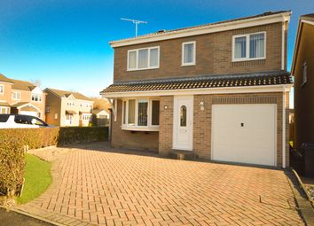 Thumbnail 4 bedroom detached house for sale in Hursley Drive, Sothall, Sheffield