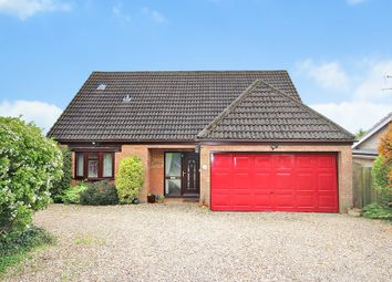 Thumbnail 4 bed detached house for sale in Upper Marsh Road, Warminster