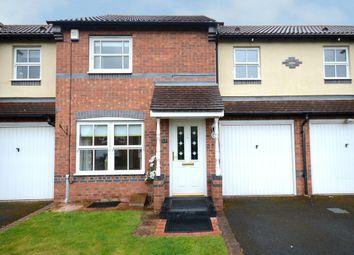 Thumbnail 3 bed mews house for sale in Ovaldene Way, Trentham Lakes, Stoke-On-Trent