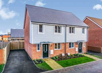 Thumbnail 2 bedroom semi-detached house for sale in Kilnwood Vale, Faygate, Horsham