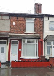 Thumbnail 3 bed terraced house for sale in Willenhall Road, Wolverhampton, West Midlands