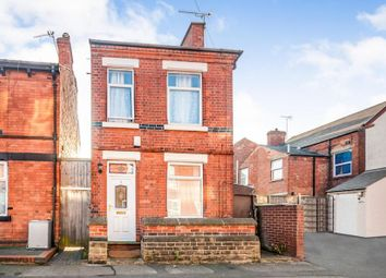 Thumbnail 3 bed detached house for sale in Leonard Street, Bulwell, Nottingham