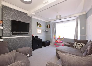 Thumbnail 3 bed terraced house for sale in Cottall Avenue, Chatham, Kent