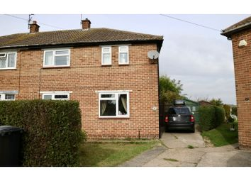 Thumbnail 2 bed semi-detached house for sale in Grange Road, Shepshed