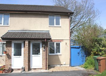 Thumbnail 2 bed end terrace house for sale in Lavinia Drive, Plympton, Plymouth