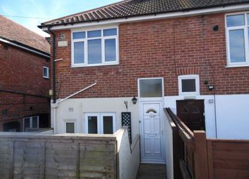 Thumbnail 3 bed flat to rent in Alder Road, Parkstone, Poole
