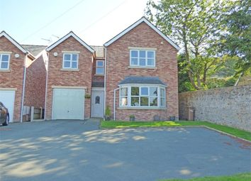 Thumbnail 4 bed detached house for sale in Holway Road, Holywell, Flintshire