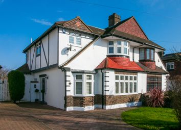 Thumbnail 5 bedroom semi-detached house for sale in Dulverton Road, London