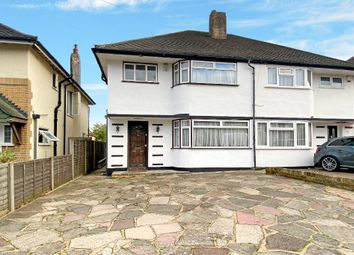 Thumbnail 3 bedroom semi-detached house for sale in Southbourne Gardens, Ruislip, Middlesex