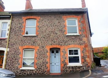 Thumbnail 3 bed terraced house for sale in Bampton Street, Minehead