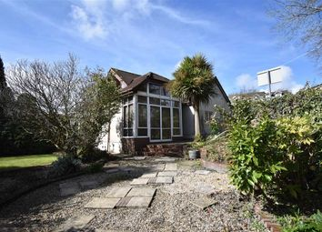 Thumbnail 4 bed detached house for sale in Hafan, Hardwick Hill Lane, Chepstow