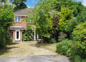 Thumbnail 4 bedroom semi-detached house for sale in Old Calmore, Southampton, Hampshire