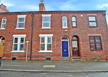 Thumbnail 2 bed terraced house for sale in Church Drive, Daybrook, Nottingham