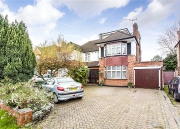 Thumbnail 5 bed semi-detached house for sale in The Chase, Stanmore
