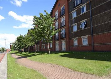 Thumbnail 3 bed flat to rent in Harriet House, Stockton